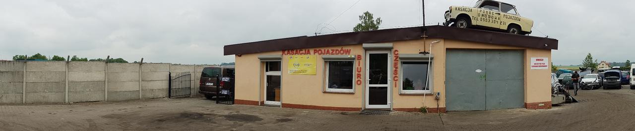 KASACJA POJAZDÓW Paweł Szponar